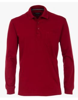 Рубашка-поло CASAMODA 4830026 феолетовая