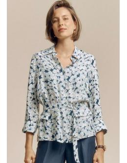 Блуза DEVERNOIS 81169