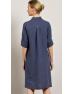 Платье Mat de Misaine 22635 зеленое