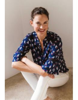 Блуза UN JOUR  AILLEURS 684787