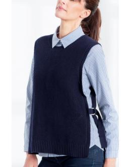 Рубашка+ жилет UN JOUR  AILLEURS 696950
