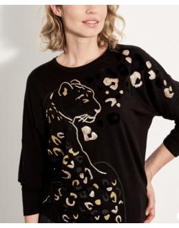 Пуловер UN JOUR  AILLEURS 697453